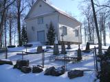 Ambeļu Svētā Jura Romas katoļu baznīca